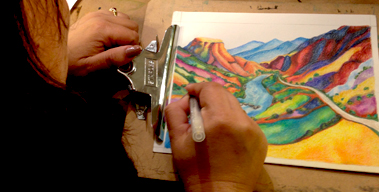 Color Pencil Classes